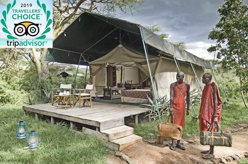 Porini Mara Camp – TripAdvisor 2019 Travellers' Choice Vinnare