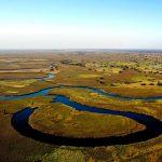 Okavangodeltat, Botswana